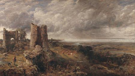 Constable's Hadleigh Castle