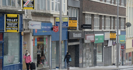 Bleak future for Britain's High Streets