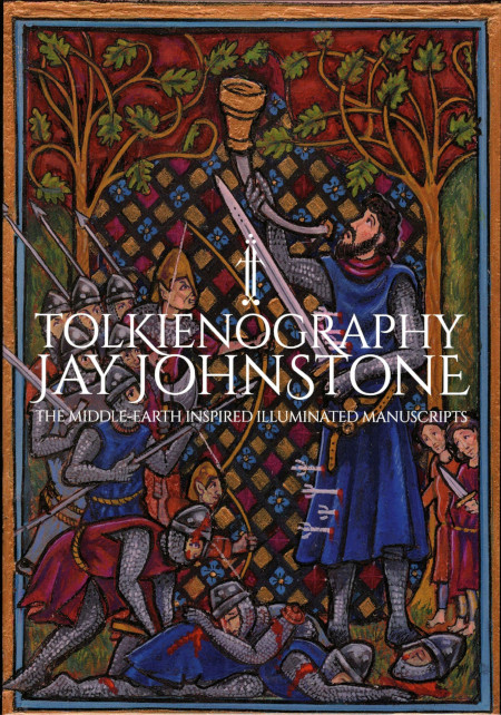 Johnstone's beautifully illustrated book