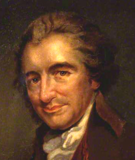 Thomas Paine - target of Government smear tactics