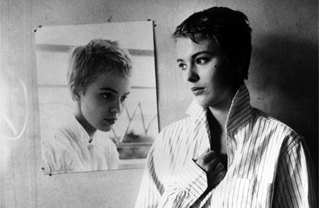 Misguided and deluded Jean Seberg