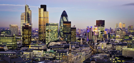 London - rootless hub of global finance
