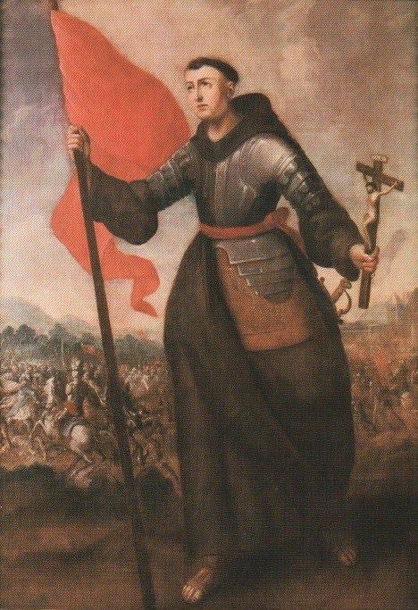 Saint John of Capistrano - the soldier saint