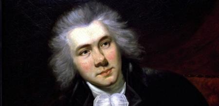 British abolitionist William Wilberforce