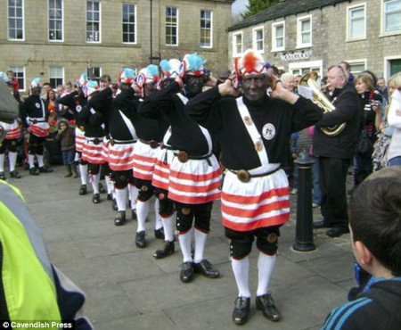 The Bacup Dancers