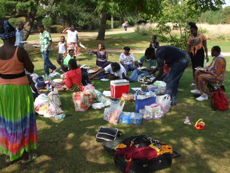 Newham Park 2014