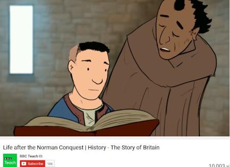 Anti-English propaganda aimed at kids