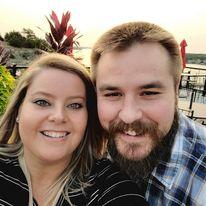 Tabitha and Shane Ogle
