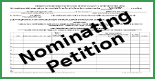 View the nominating petition