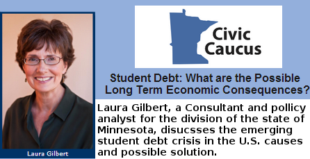 Student Debt Crisis - Paula Overby for Senate