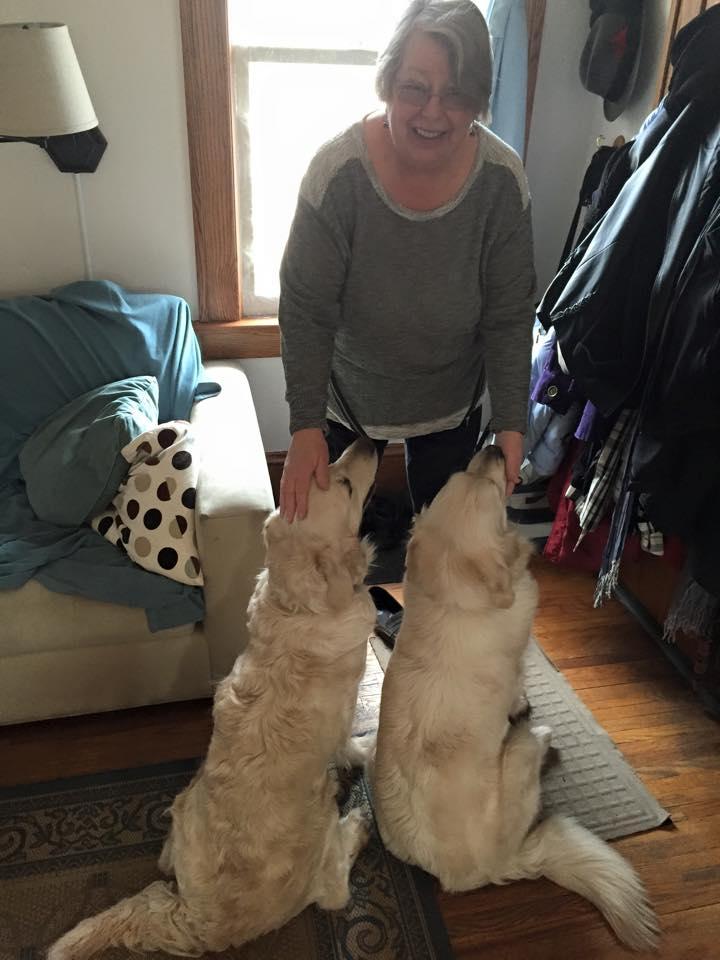 Future service dogs