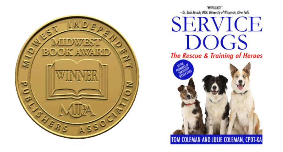 Service Dogs by Tom and Julie Coleman, CPDT-KA
