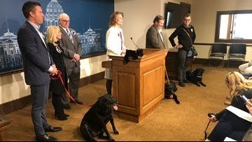Pawsitivity supports the possible designation of the state dog breed of MN