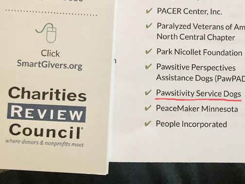 Charities Review Council 2019