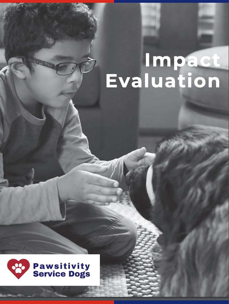 Service Dog Impact Evaluation