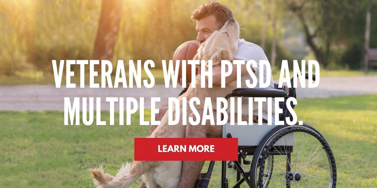 Veterans with multiple disabilities