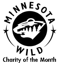 MN Wild Charity of the Month