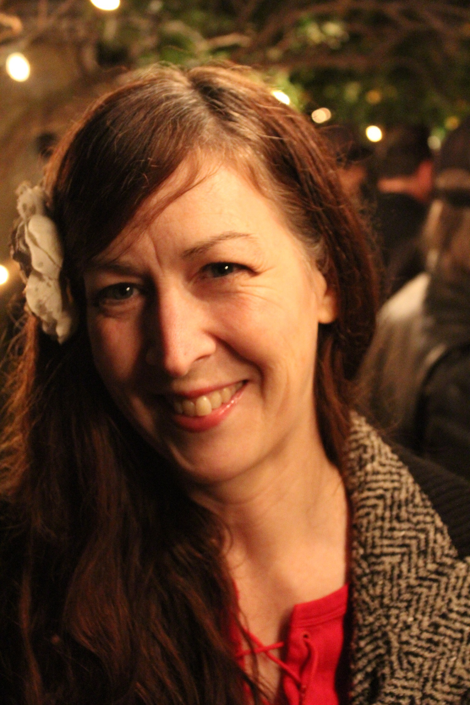 Suzanne O'Keeffe