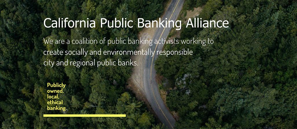 California Public Banking Alliance