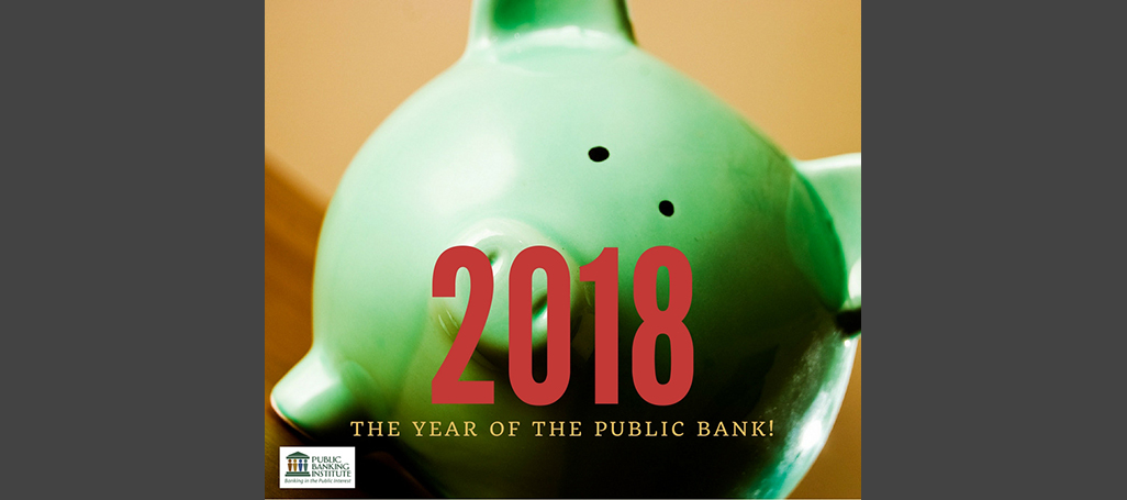 2018 Year of the Public Bank