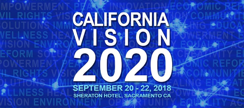 California Vision 2020
