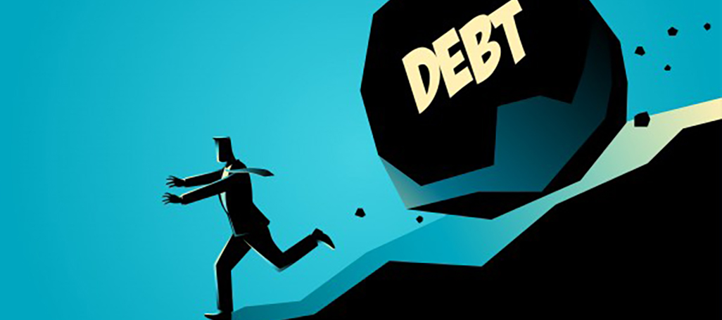 Escaping the crush of debt