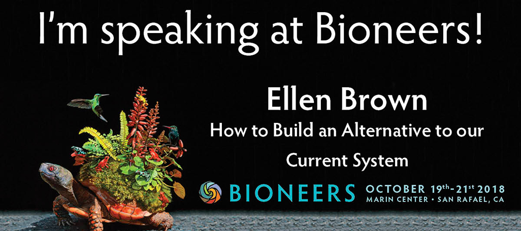 Bioneers Ellen Brown