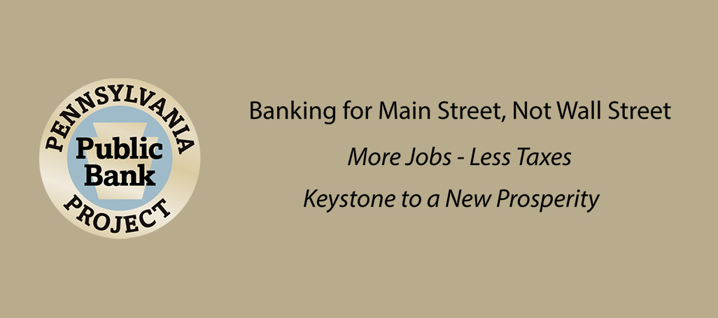 PA Public Bank Project