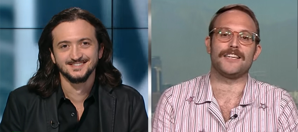 Lee Camp and Jost Androsky Redacted Tonight