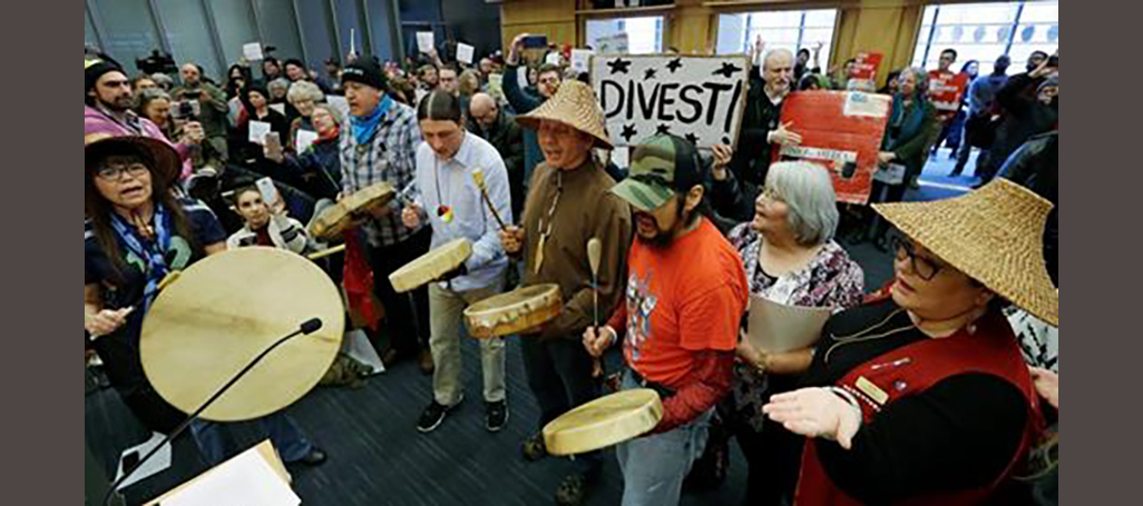 Seattle divest movement