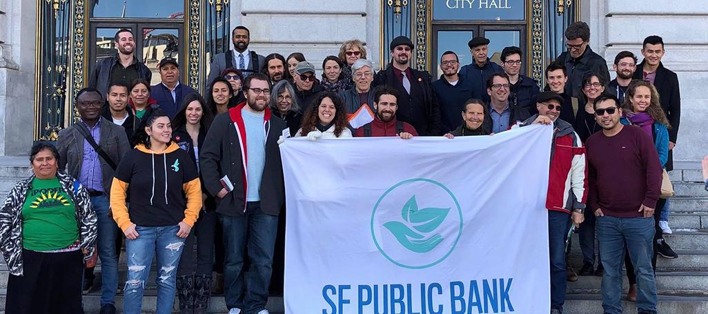 SF Public Bank at City Hall