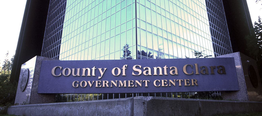 Santa Clara County government center