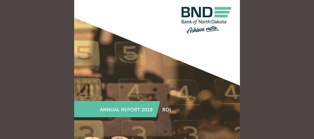 BND annual report 2018
