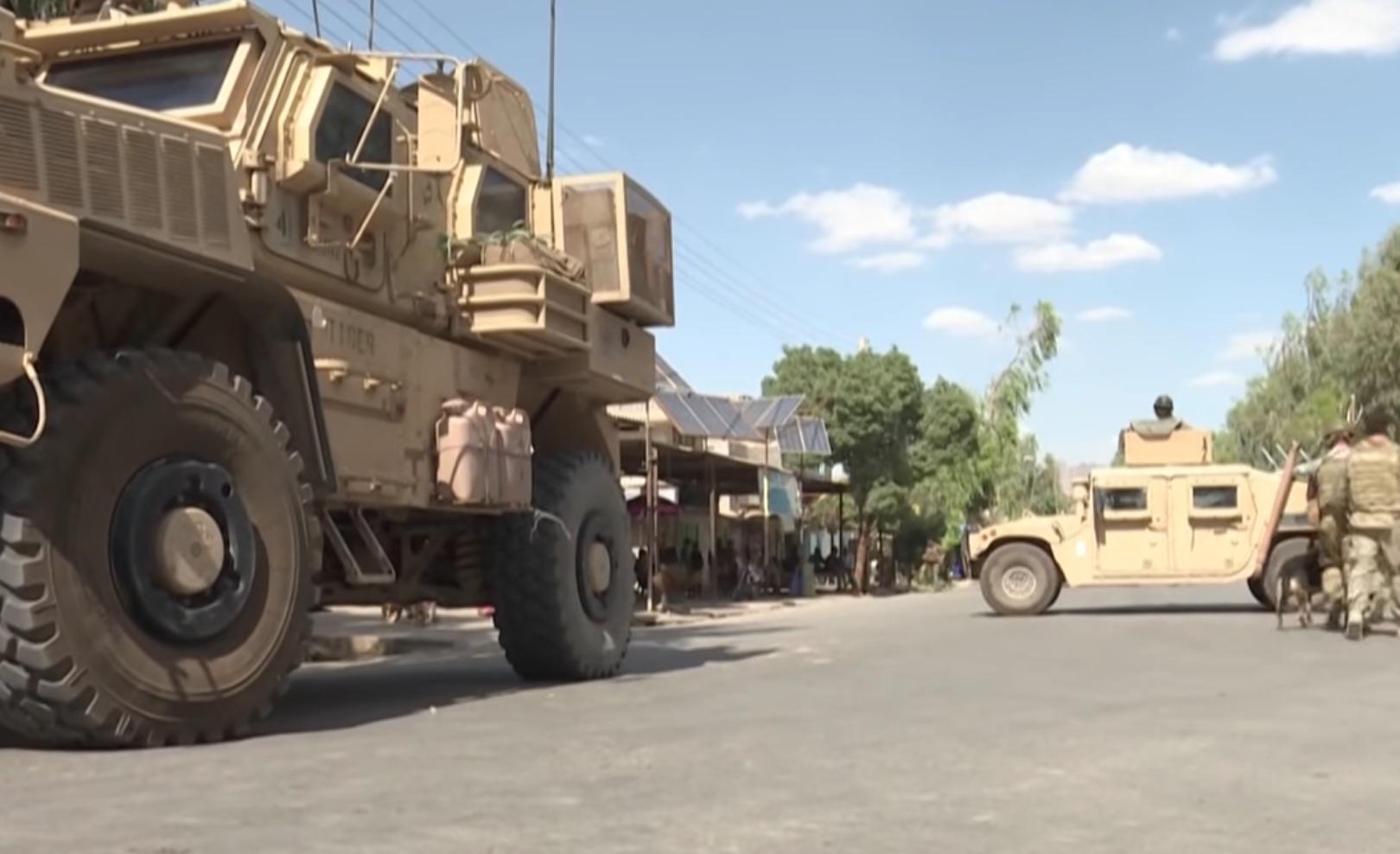 A propos de l'Afghanistan : l'humain d'abord dans POLITIQUE