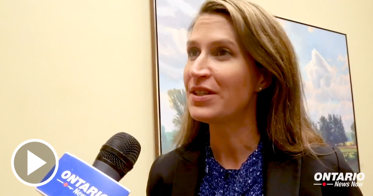 Attorney General, Caroline Mulroney, Explains Section 33 of Charter