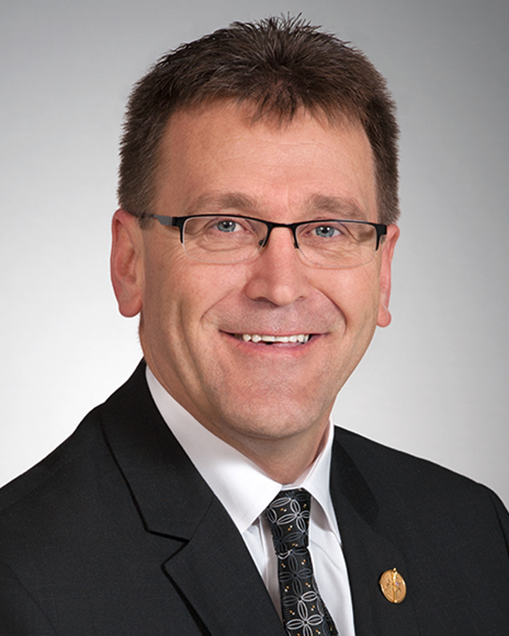 Bill Walker, MPP