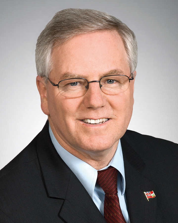 Jim McDonell, MPP