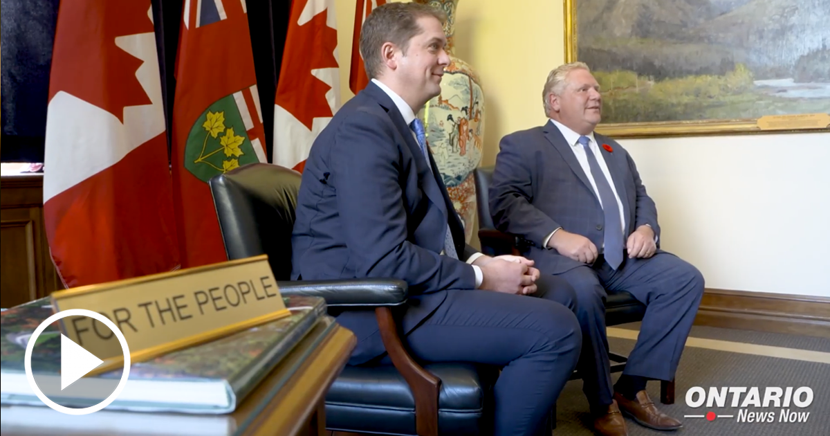 Fighting the Carbon Tax and Increasing Economic Opportunities with Federal Conservative Leader, Andrew Scheer