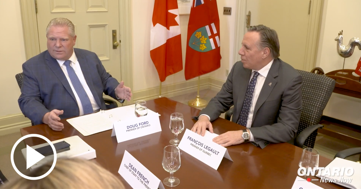 Committed to Making Life More Affordable with Quebec Premier François Legault