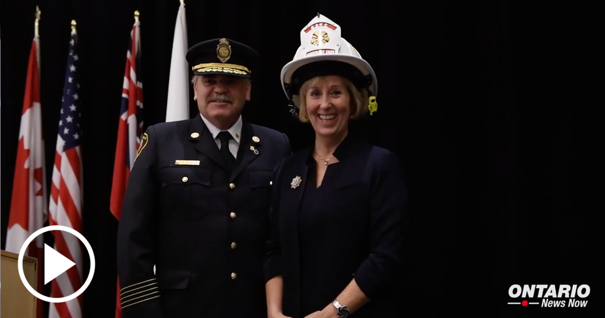 Labour Minister Laurie Scott brings forth Legislation to allow Double-Hatters, Professional Firefighters to Volunteer in Local Community