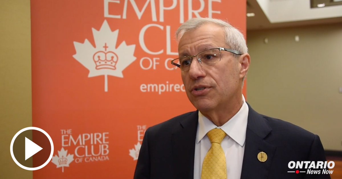 Minister Fedeli Drops a Few Hints on What Ontarian's Can Expect From Our First Budget on April 11