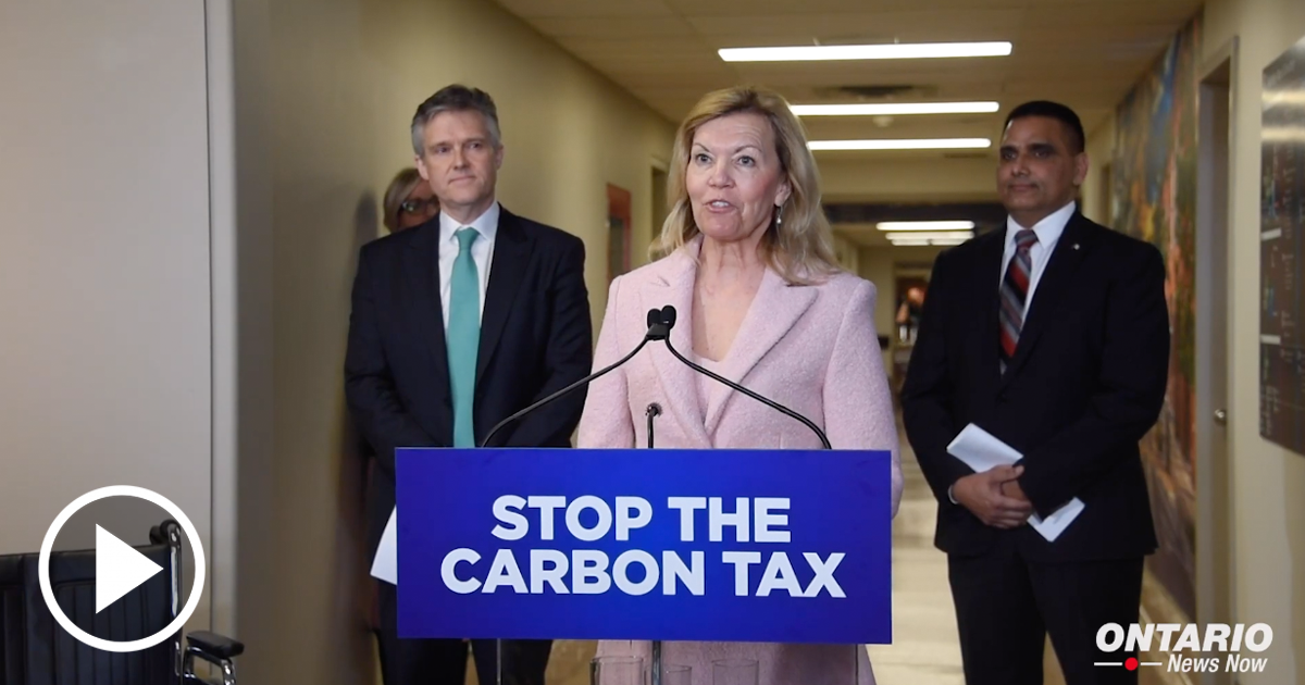 Standing Up for Patients and Our Health Care System by Fighting the Burdensome Federal Carbon Tax