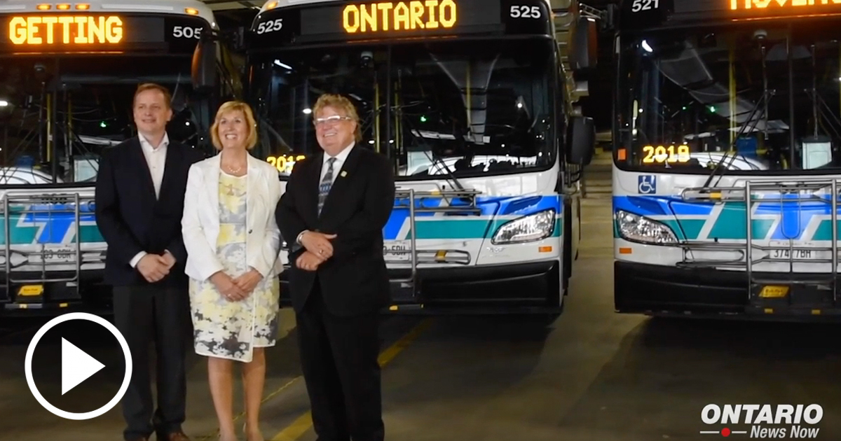 Investing in 10 transit infrastructure projects