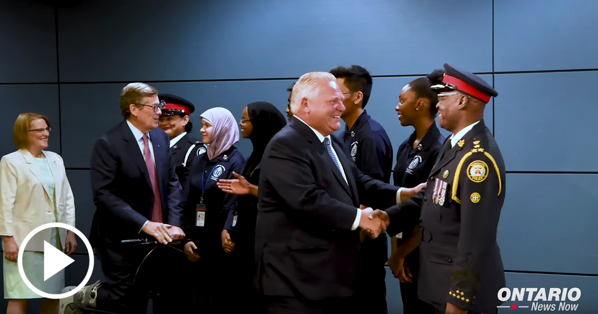 Giving the Toronto Police the tools they need to keep dangerous criminals off our streets