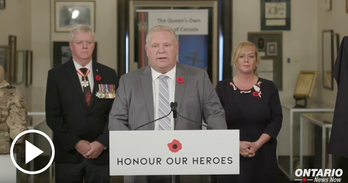 Unveiling design for Memorial Honouring veterans of War in Afghanistan