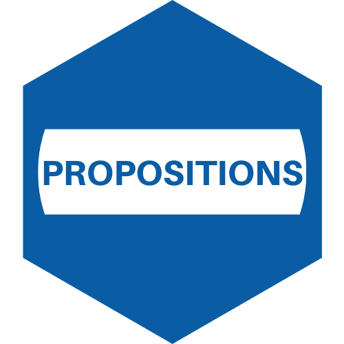 CG2020 Propositions