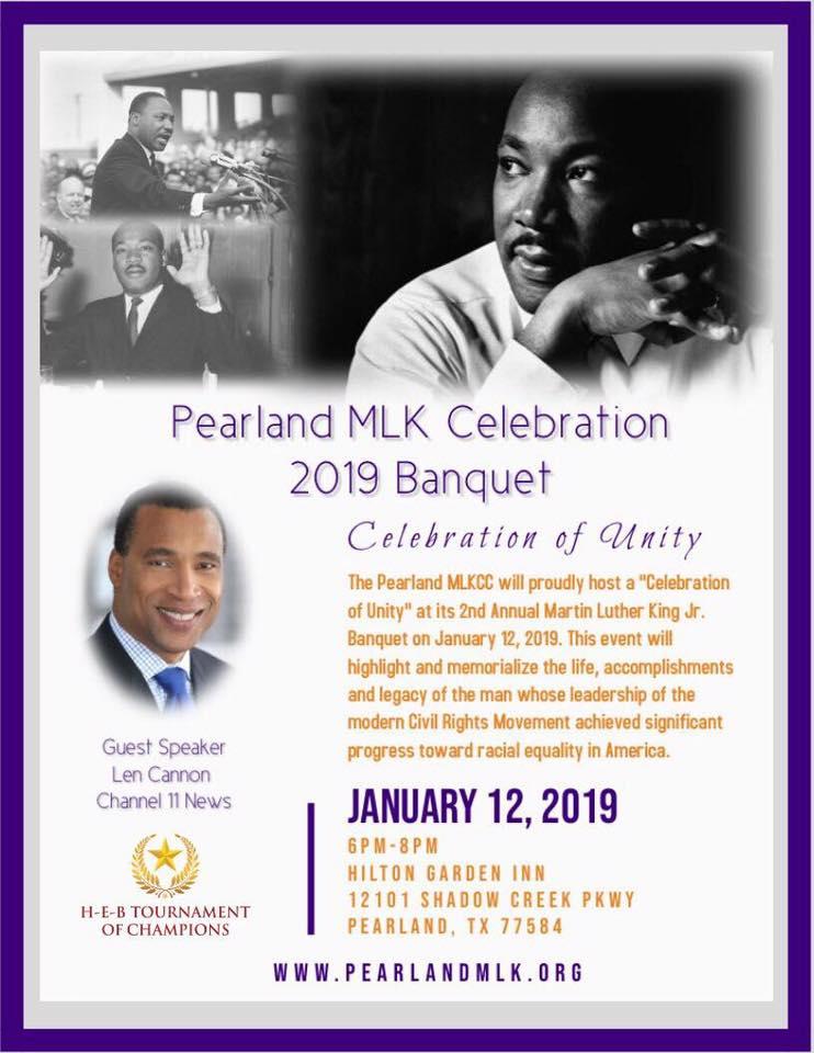 Pearland MLKCC Banquet