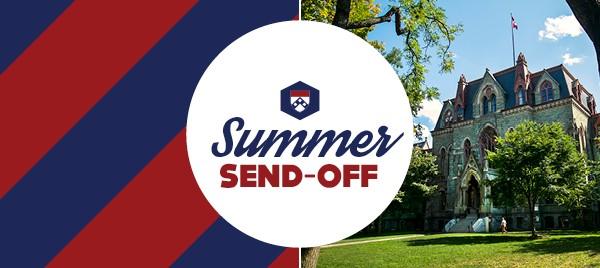Summer Send-Off Header