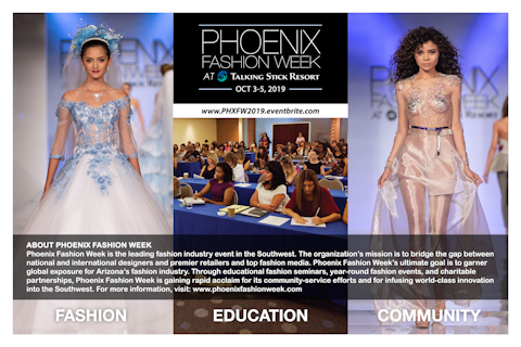 Phoenix Fashion Week October 5th Event