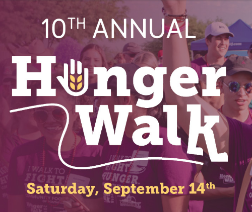 TUCSON HUNGER WALK